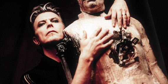 David Bowie - the Master of sef-reinvention